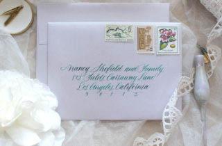 Vendor Highlight | Ashley Bush | Ashley Bush Lettering