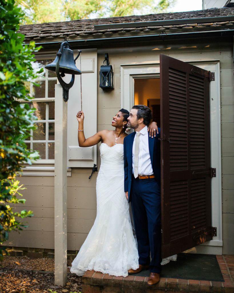Chancey Charm Richmond Wedding Venue Interview, Seven Springs, Richmond Wedding Planner