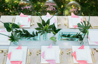 Chancey Charm's Top Tips for Your Wedding Reception