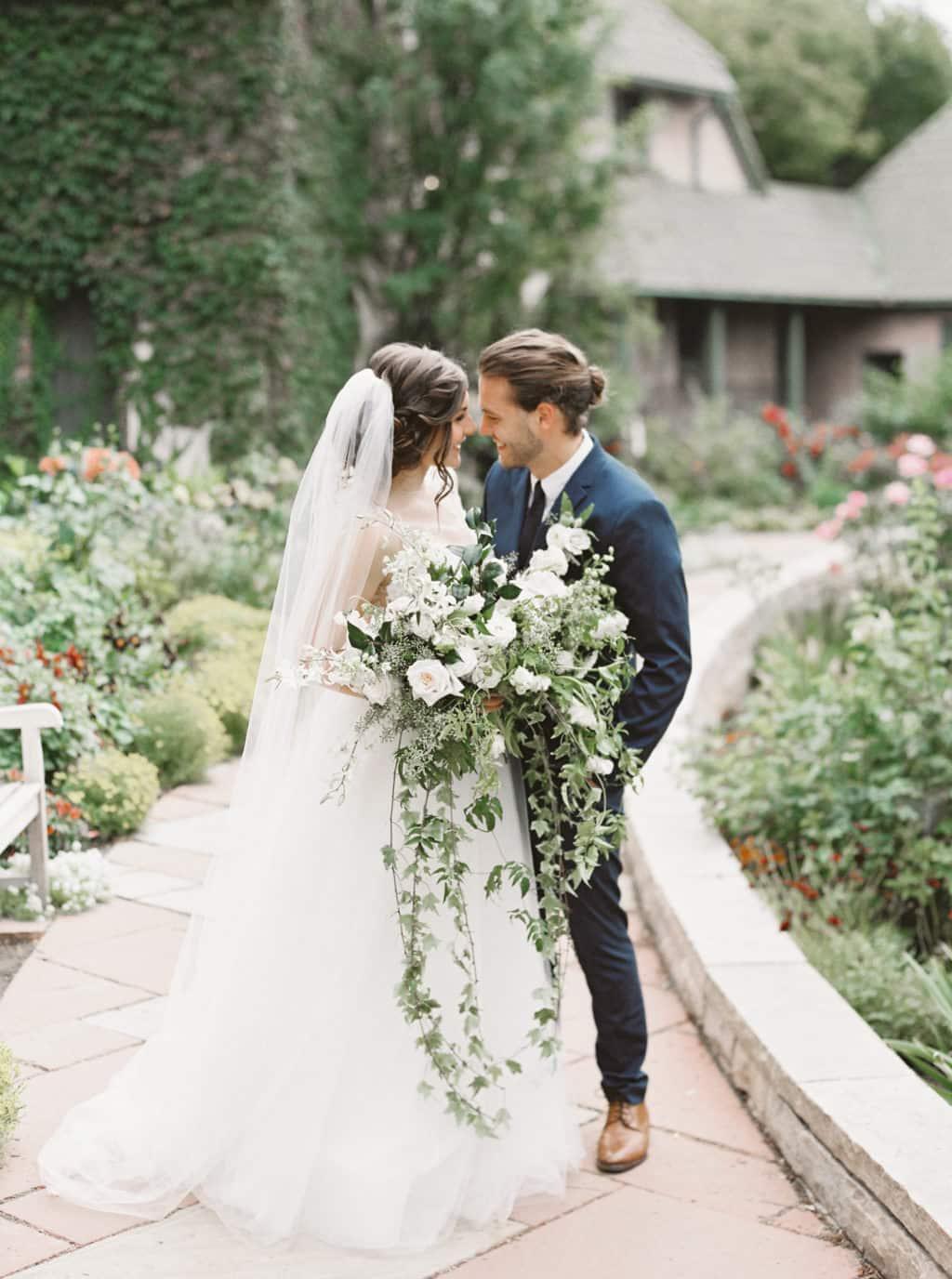 A Garden Wedding Chancey Charm Wedding Planner And