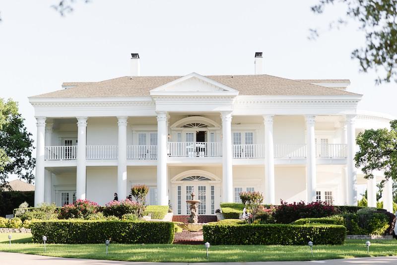 Wedding Venues Dallas.Chancey Charm Dallas Wedding Venue Tour Lone Star Mansion