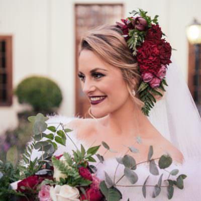 Houston Wedding Vendor Highlight | Bronwyn Kaye Makeup Artist