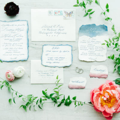 Romantic Vow Renewal Inspiration | Featured on Bridal Musings