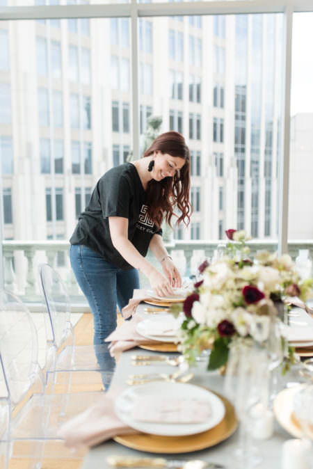 Chancey Charm, Nashville Wedding Planner