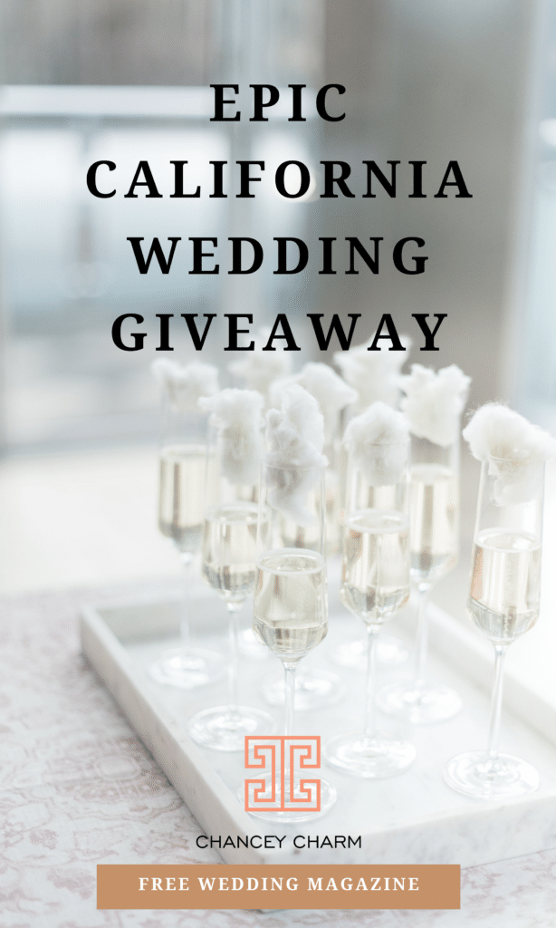 Last year, we teamed up with some of California's top wedding vendors to gift a sweet, deserving military couple with their dream wedding. We're sharing the recap + access to our free wedding magazine. #dreamwedding #californiawedding #militarywedding #chanceycharm