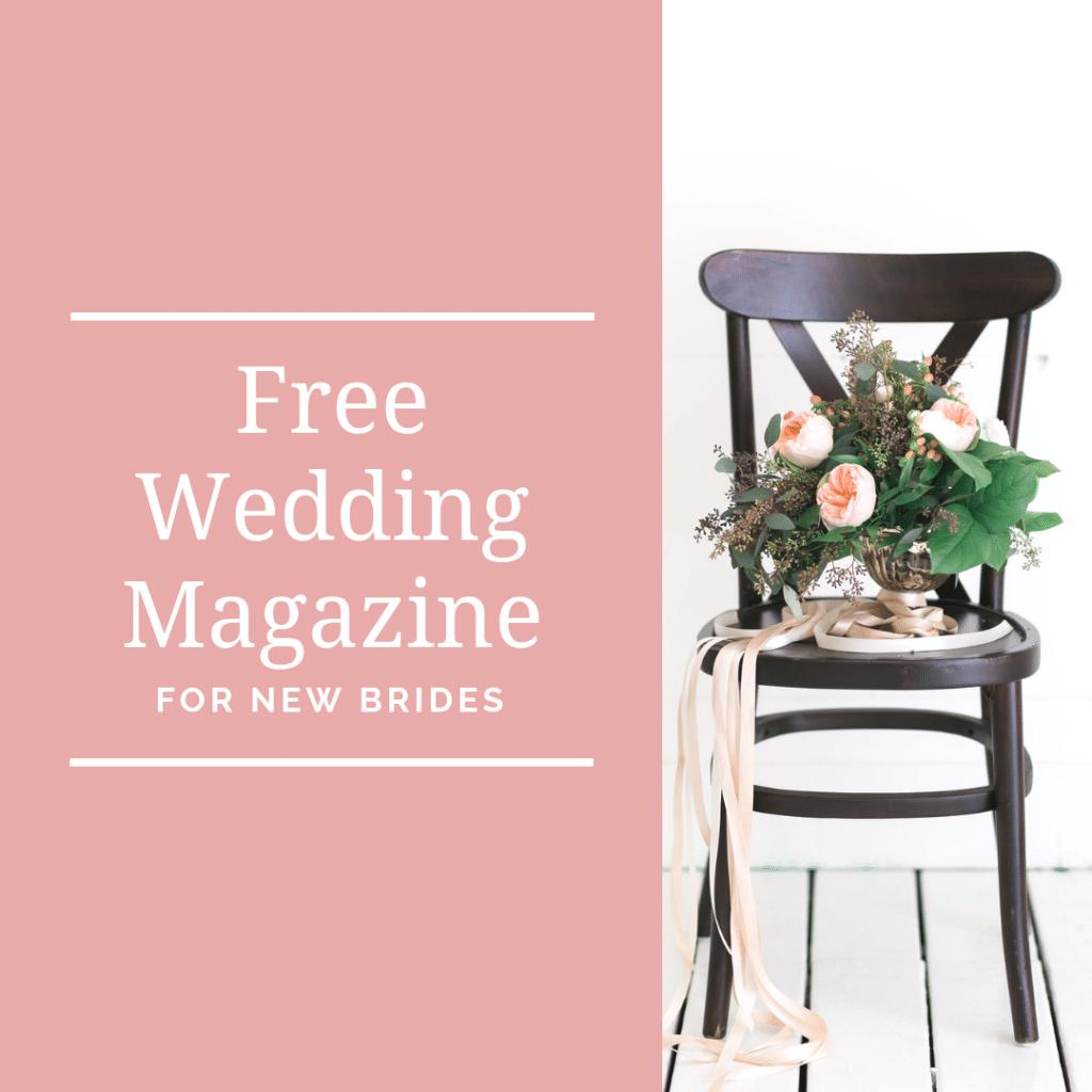 Chancey Charm's Free Wedding Magazine