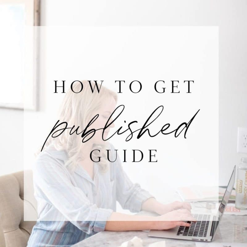 how to get published as a wedding planner