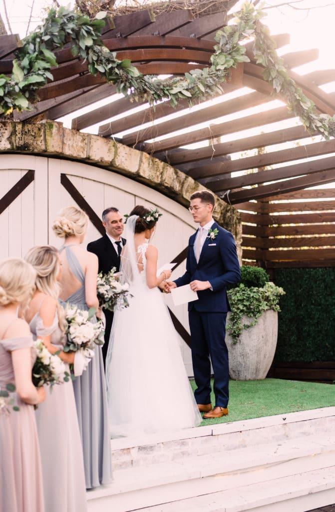 Jackie & Brett's Modern Garden Wedding, Houston Wedding, Houston Wedding Planner
