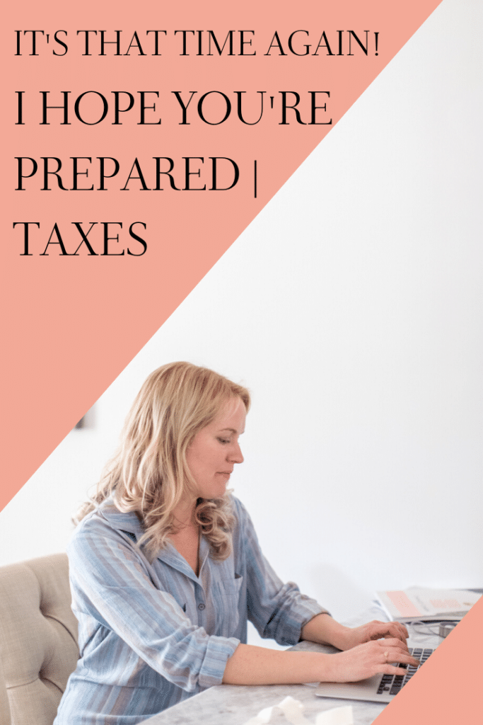 In this post, Sarah Chancey shares how she has hired professionals when it comes to small business finances to save her time and headaches! She includes who she uses for bookkeeping + accounting, throughout the year, to simplify her business finances + taxes. #smallbusinesstips #creativebusiness #taxtime #chanceycharm
