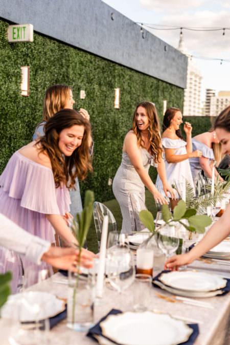wedding planner retreat, how to plan a wedding planner retreat, chancey charm, sarah chancey