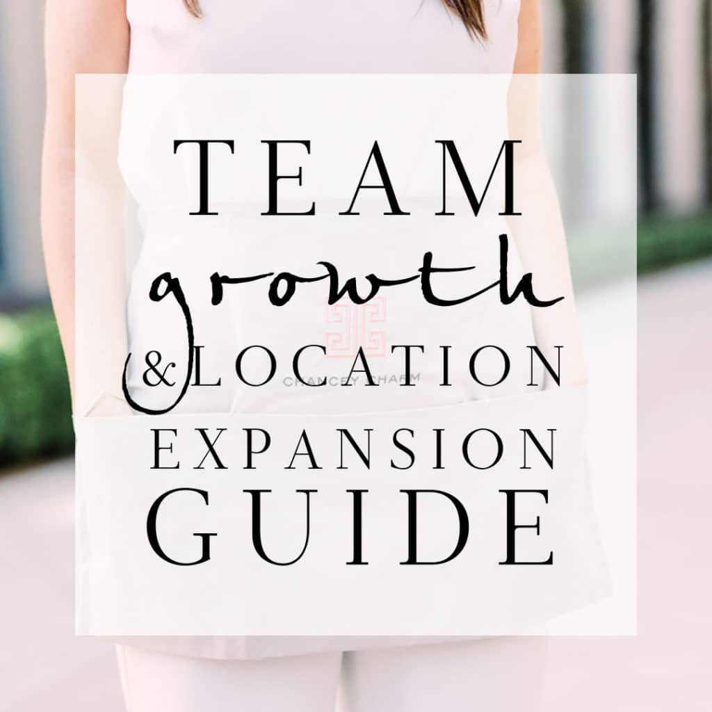 I'm super excited to share a few of my favorite tips on how we are successfully growing in new markets and expanding the Chancey Charm team + reach! #teamgrowth #expansionguide #chanceycharm