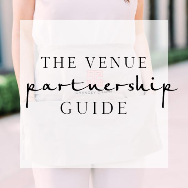 venue partnership guide for wedding planners, venue partnerships