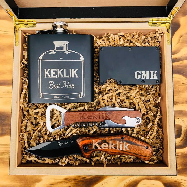 Chancey Charm New York Vendor Highlight | Groovy Groomsmen Gifts