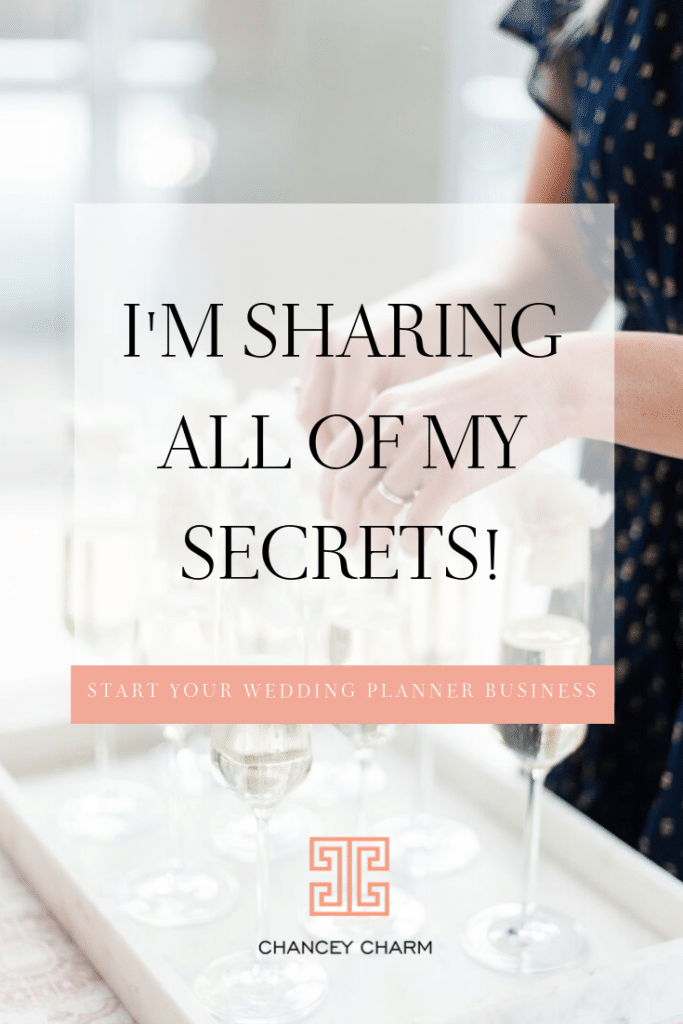 I am sharing myPersonal Creative Resource List,chock full of all my favorite wedding planner business partners, in my FREE Guide! Get started as a wedding planner today! #howtobeaweddingplanner #weddingplannerbusiness #weddingplannerguide