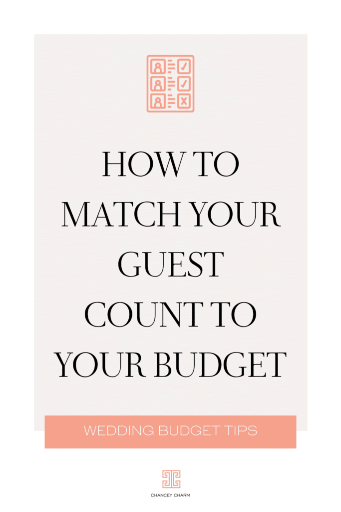 How to build you wedding guest list