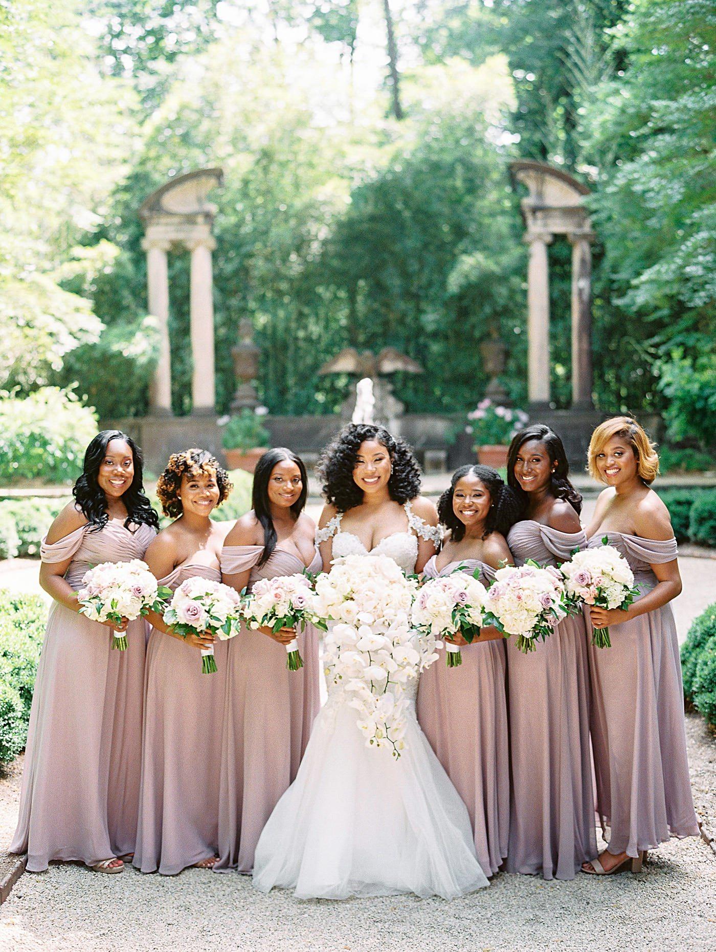 atlanta wedding planner and designer
