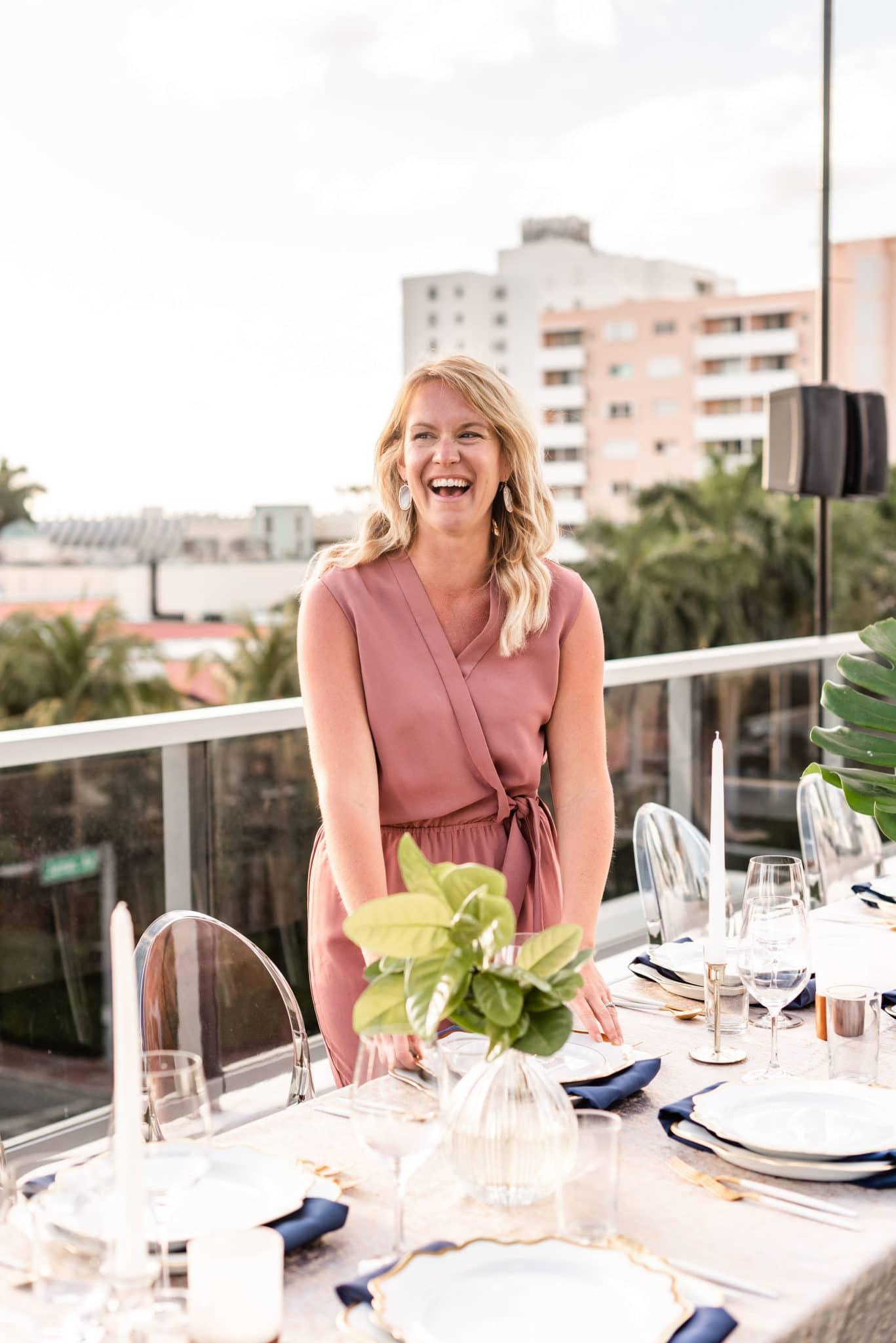 Sarah Chancey | Wedding Planner Mentor | Found of Chancey Charm Weddings