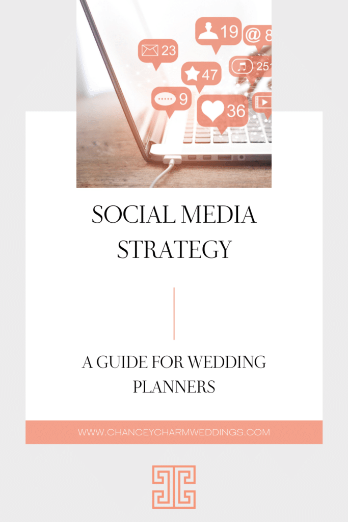 In this simple, guide Sarah shares her wedding planner social media strategy – the same strategy that helped her gain over 14k followers. It's what's working in social media marketing for wedding planners today – made easy!