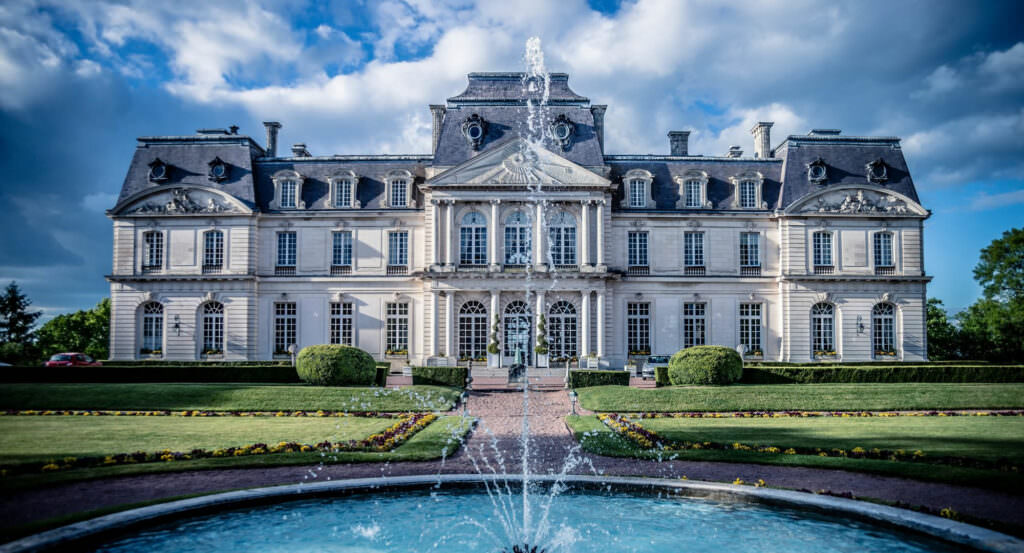 Chateau Artigny, France