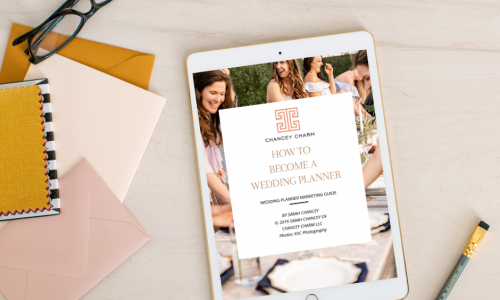 how to become a wedding planner, how to start a wedding planning business, wedding planner marketing