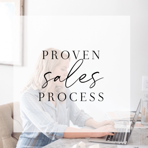 Wedding Planner Sales Process Guide